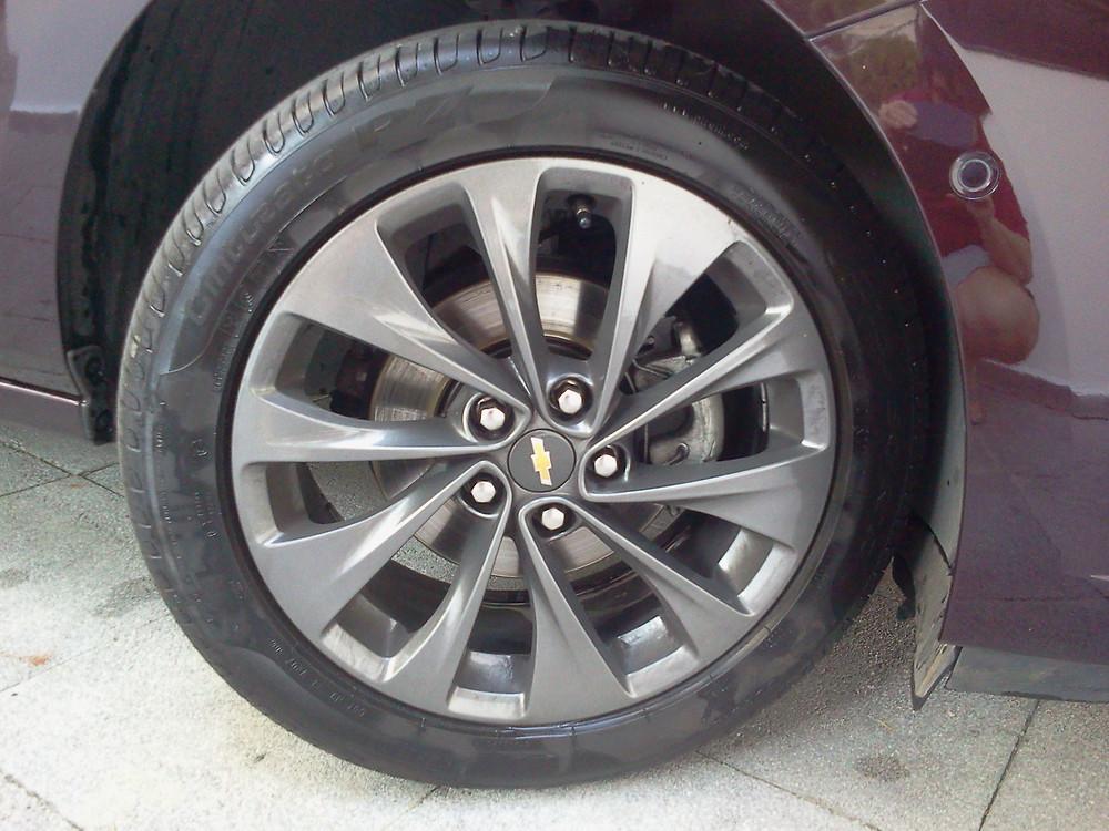 Avaliação: Elegância e esportividade são destaques no sedã Chevrolet Cruze LTZ