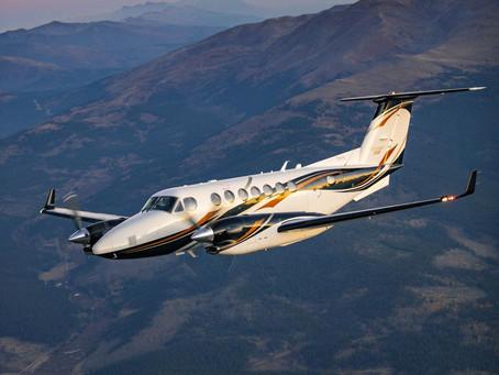 Textron Aviation anuncia certificação da ANAC para o King Air 360/360ER e King Air 260