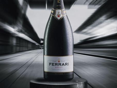 Lazer: Ferrari Trento é o espumante oficial dos GPs da Fórmula 1