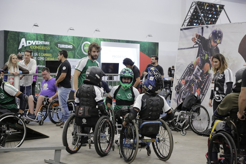 Adventure Sports Fair atraiu milhares de aventureiros em sua 19ª edição