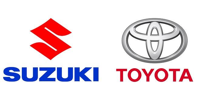 Toyota e Suzuki assinam acordo de colaboração em novos segmentos, incluindo o de direção autônoma