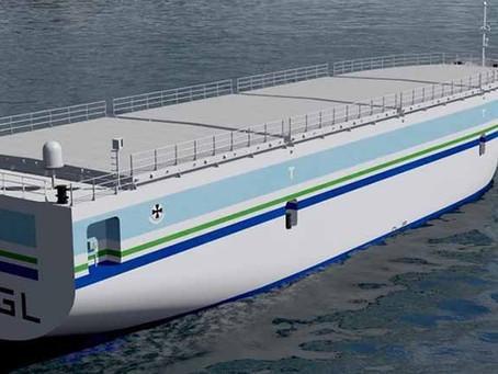 Oito países juntos no desenvolvimento de navios autônomos