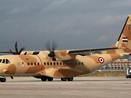 Aviação: Airbus assina importante contrato de suporte integrado com o Egito para suas unidades C295