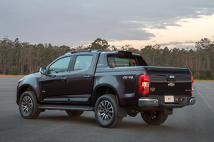 Chevrolet S10 Turbo Diesel 2018 aposta na tecnologia para mais conforto e eficiência.