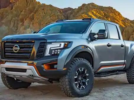 Expressas: Nissan pretende eletrificar a picape Titan