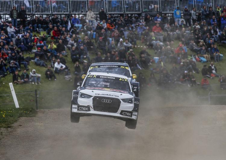 FIA World Rallycross Championship, nova vitória de Mattias Ekstrom