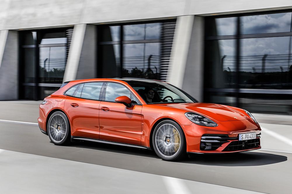 Novo Porsche Panamera 4S E-Hybrid confirmado para o Brasil no inicio de 2021
