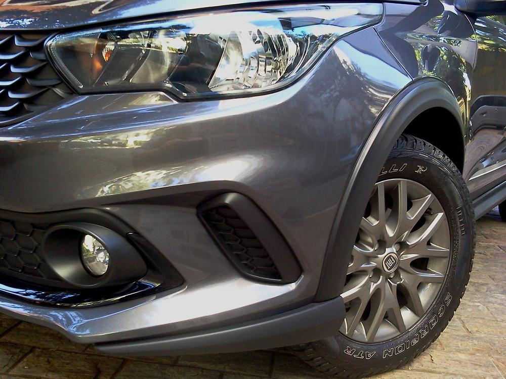 Avaliação: Argo Trekking, a face aventureira do hatch da Fiat