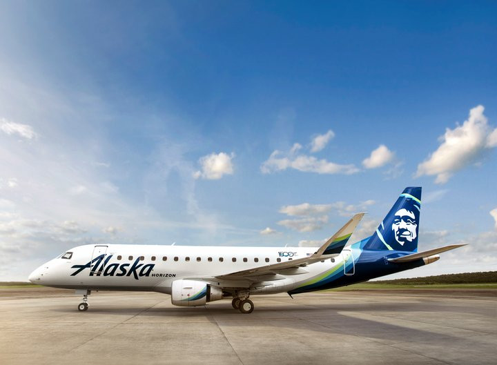 Embraer entrega E-Jet de número 1.500 à Horizon Air