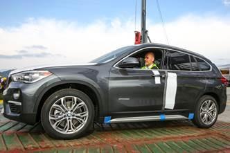 A BMW do Brasil inicia exportação do modelo X1 para os Estados Unidos