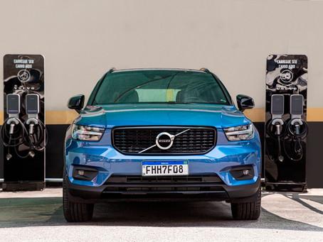 Volvo Cars consegue mais um mês histórico no Brasil