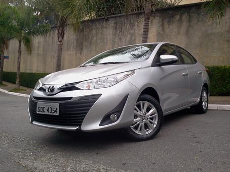 Avaliação: Toyota Yaris, o pragmático  veículo que vem conquistando o brasileiro