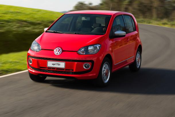 Volkswagen up! 2017 chega às concessionárias da marca