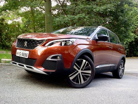 Avaliação: Peugeot 3008 Griffe Pack, o que já era bom, ficou ainda melhor