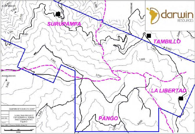 Suriloma map