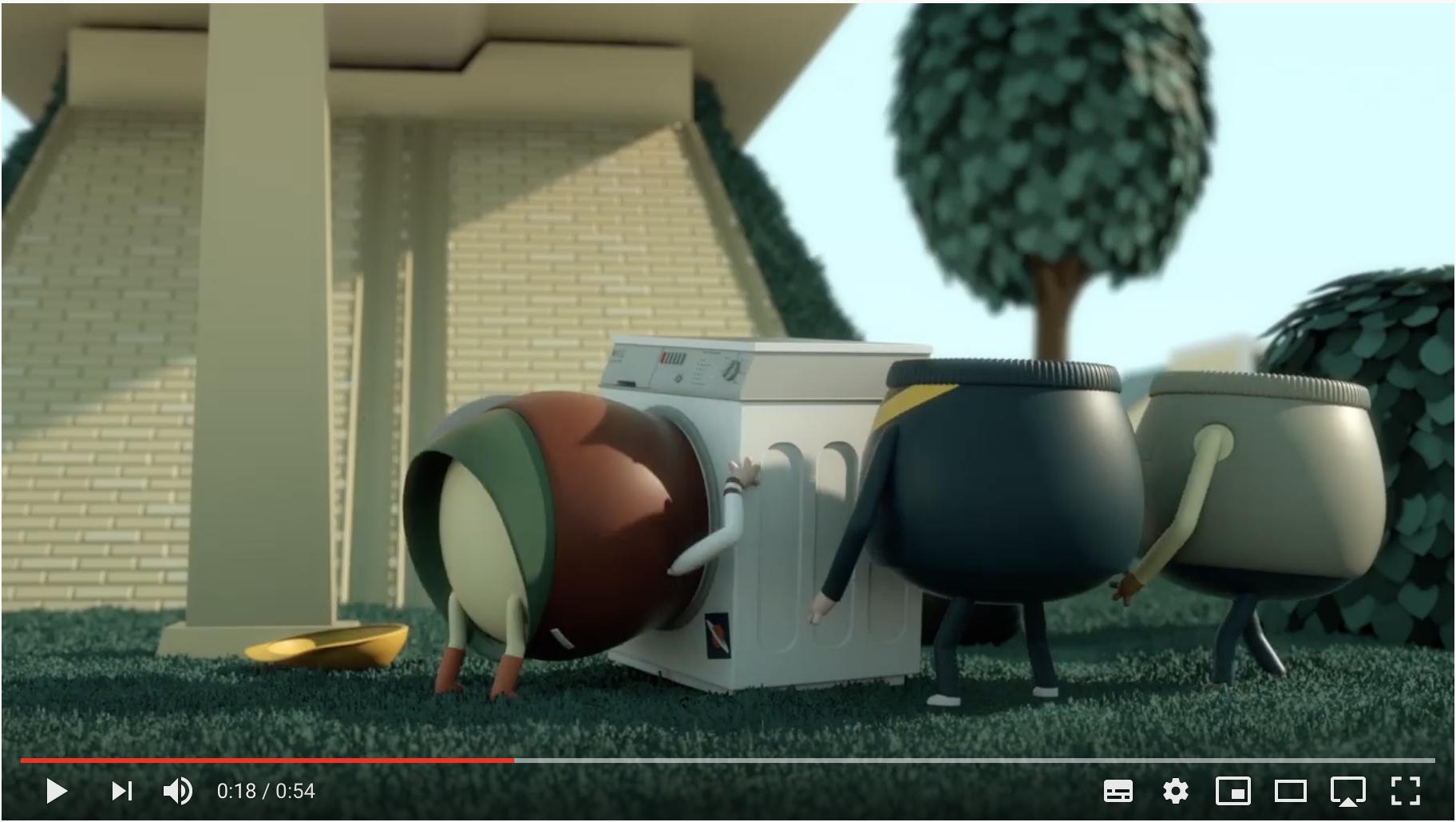 Still uit animatiefilm Kop Op