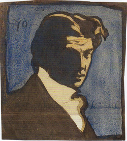 "Self-Portrait ""Yo"" (1900)"