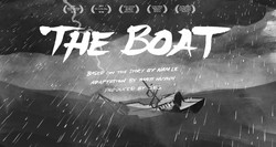 Graphic Novel The Boat