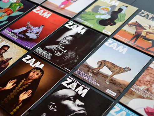 ZAM Magazine