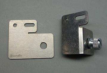 Adjustable latch