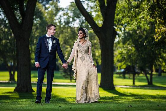 south asian wedding videographer michigan