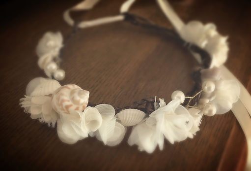 florida beach wedding flower crown_edite