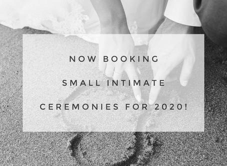 2020 Weddings After Shutdown