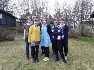 Àrsaðalfundurin hjá Føroya Náttúru- og Umhvørvisfelag (FNU) varð hildin síðsta leygardag, tann 28. a