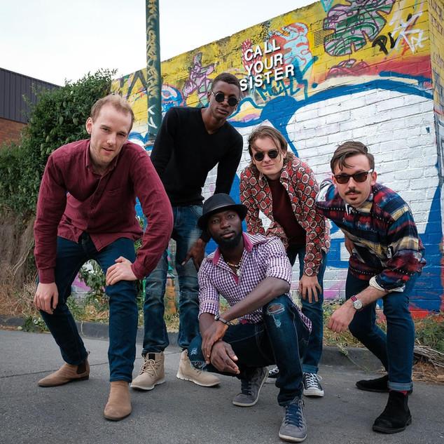 The Senegambian Jazz Band