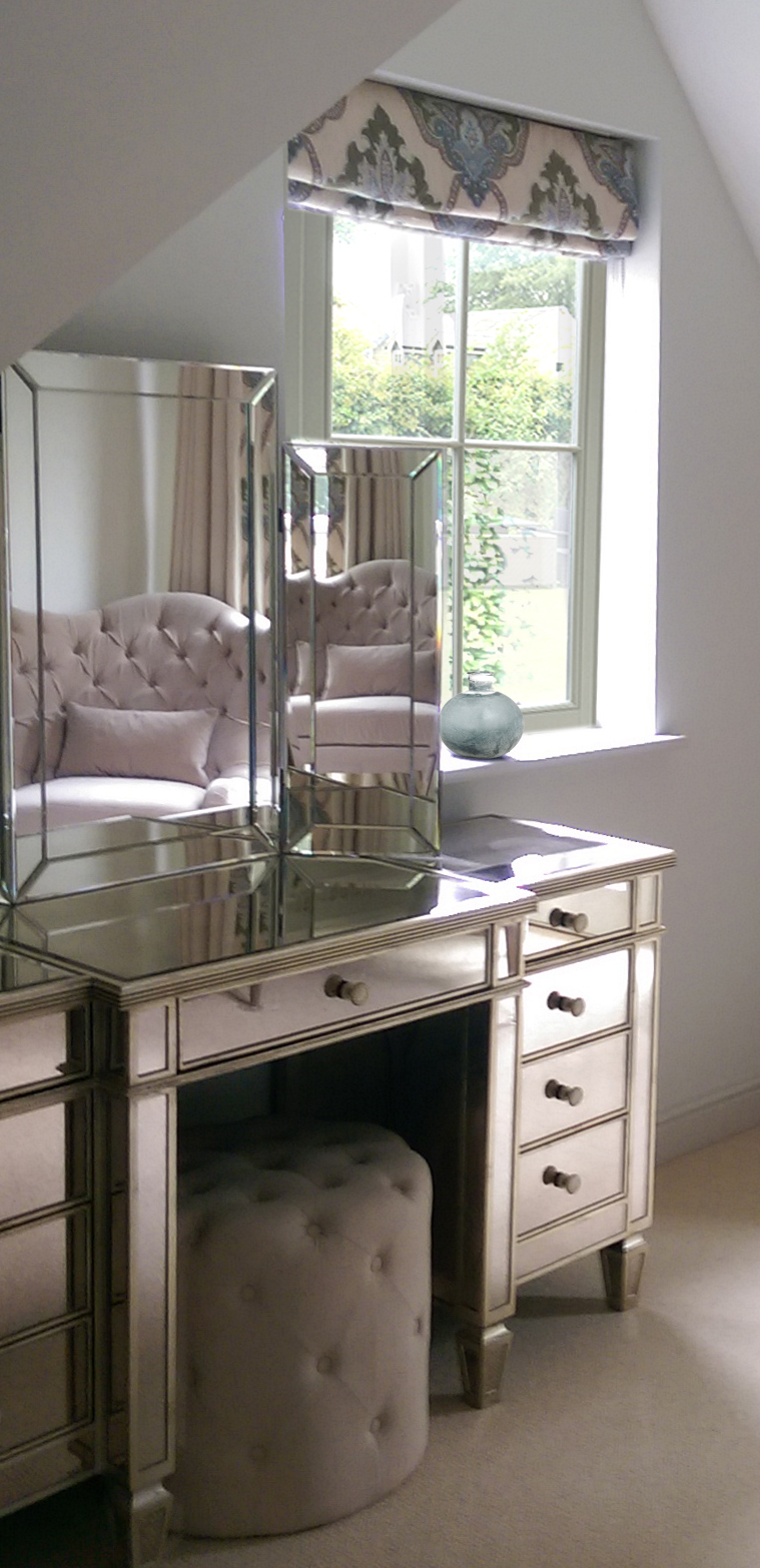 Hampshire interior design bedroom Chest