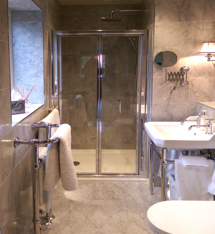 West London bathroom design