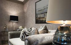 West London Interior living room 1