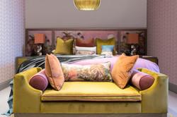 Winchester interior design bedroom 1