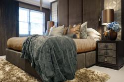 West London Interior Design Bedroom 6