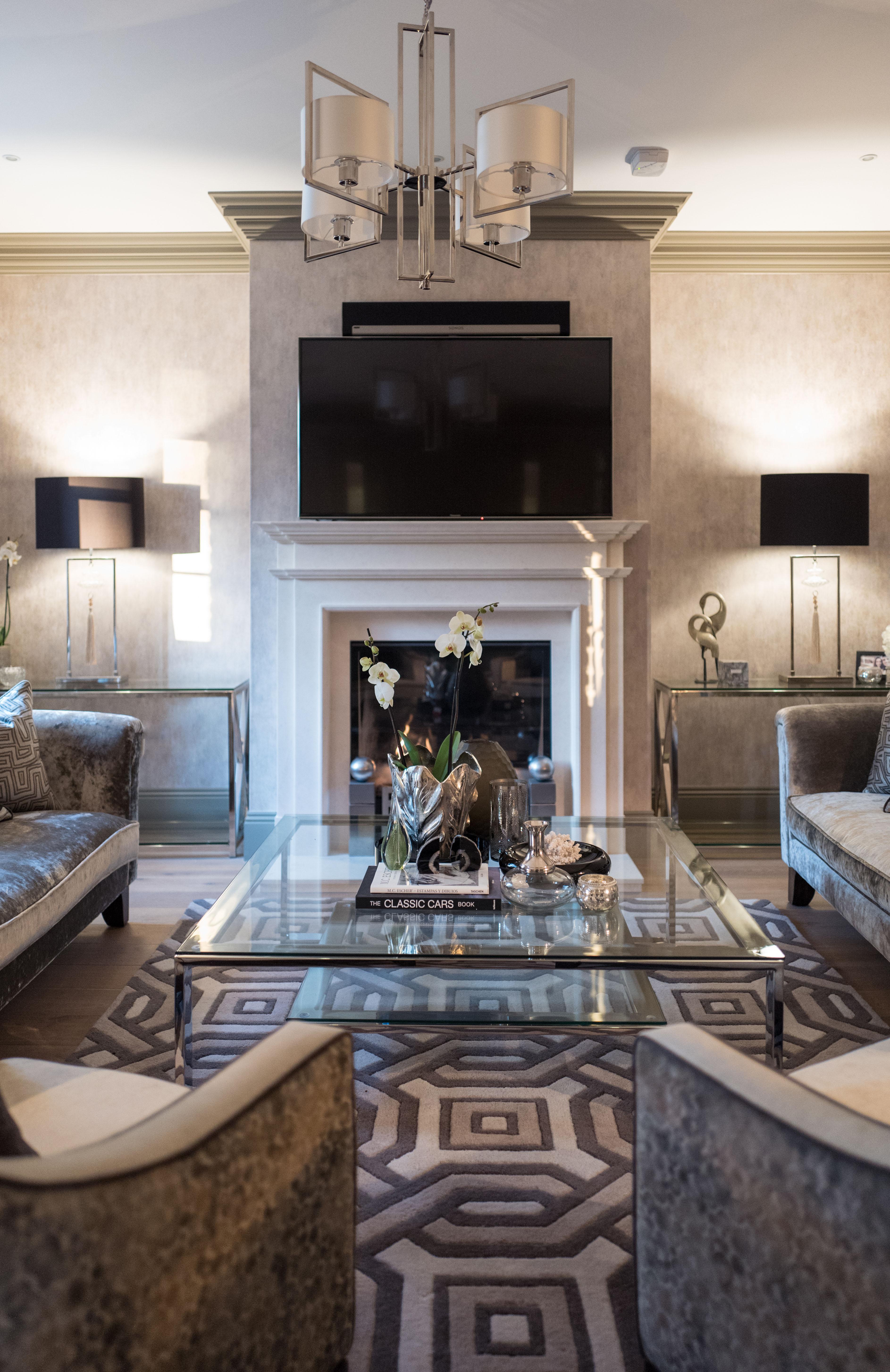 West London Interior Design living room 3
