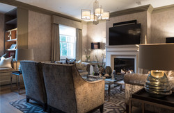 West London interior design living room 4