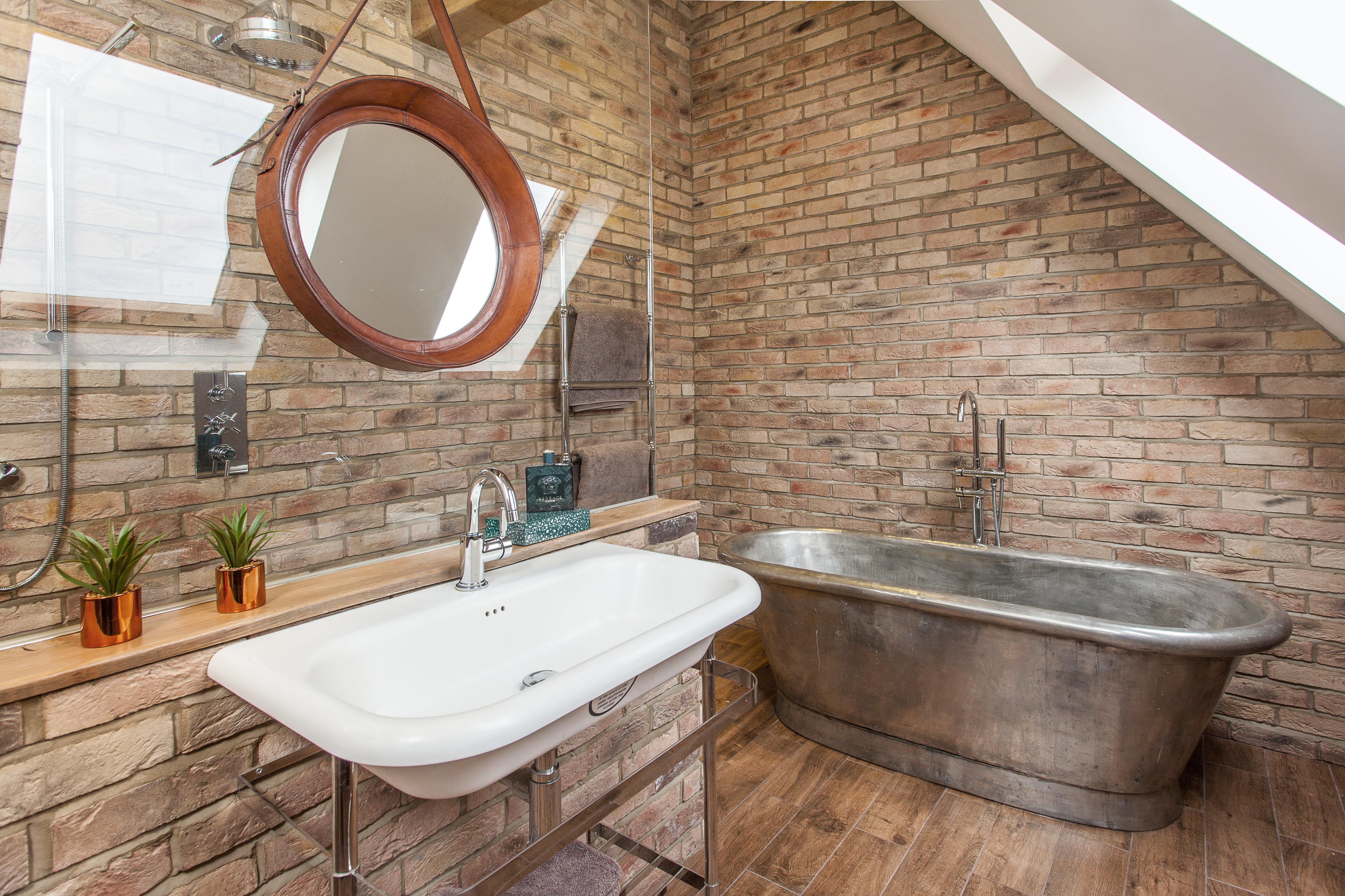 new Forest bathroom design 3 Grey