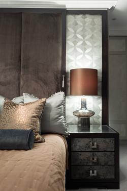 West London Interior Design Bedroom 3