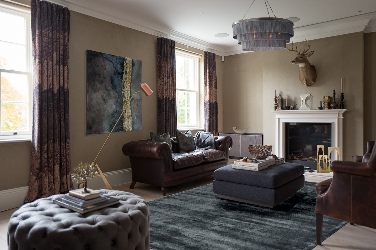 interior design guildford surrey living room 4
