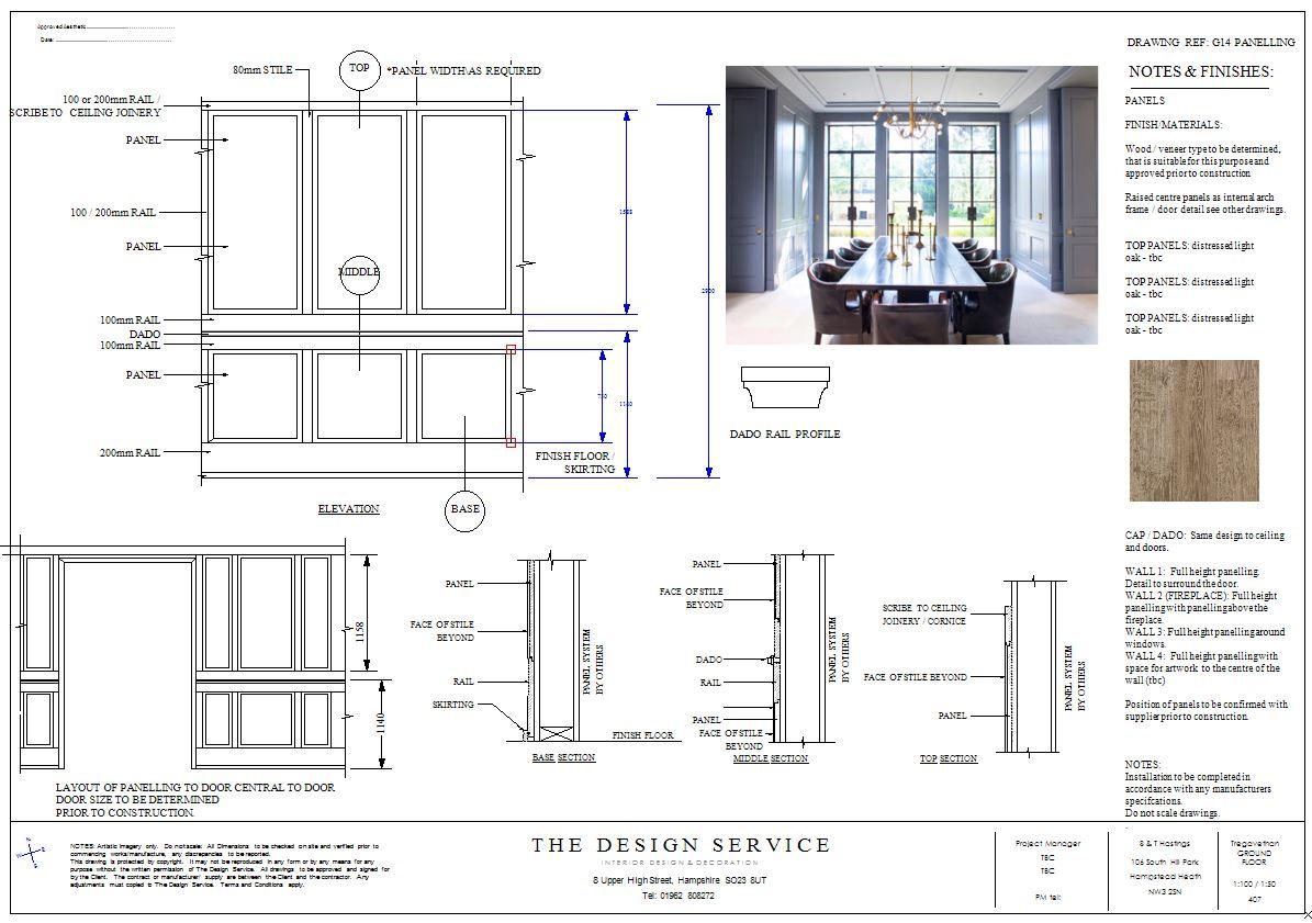 Interior Architecture 1
