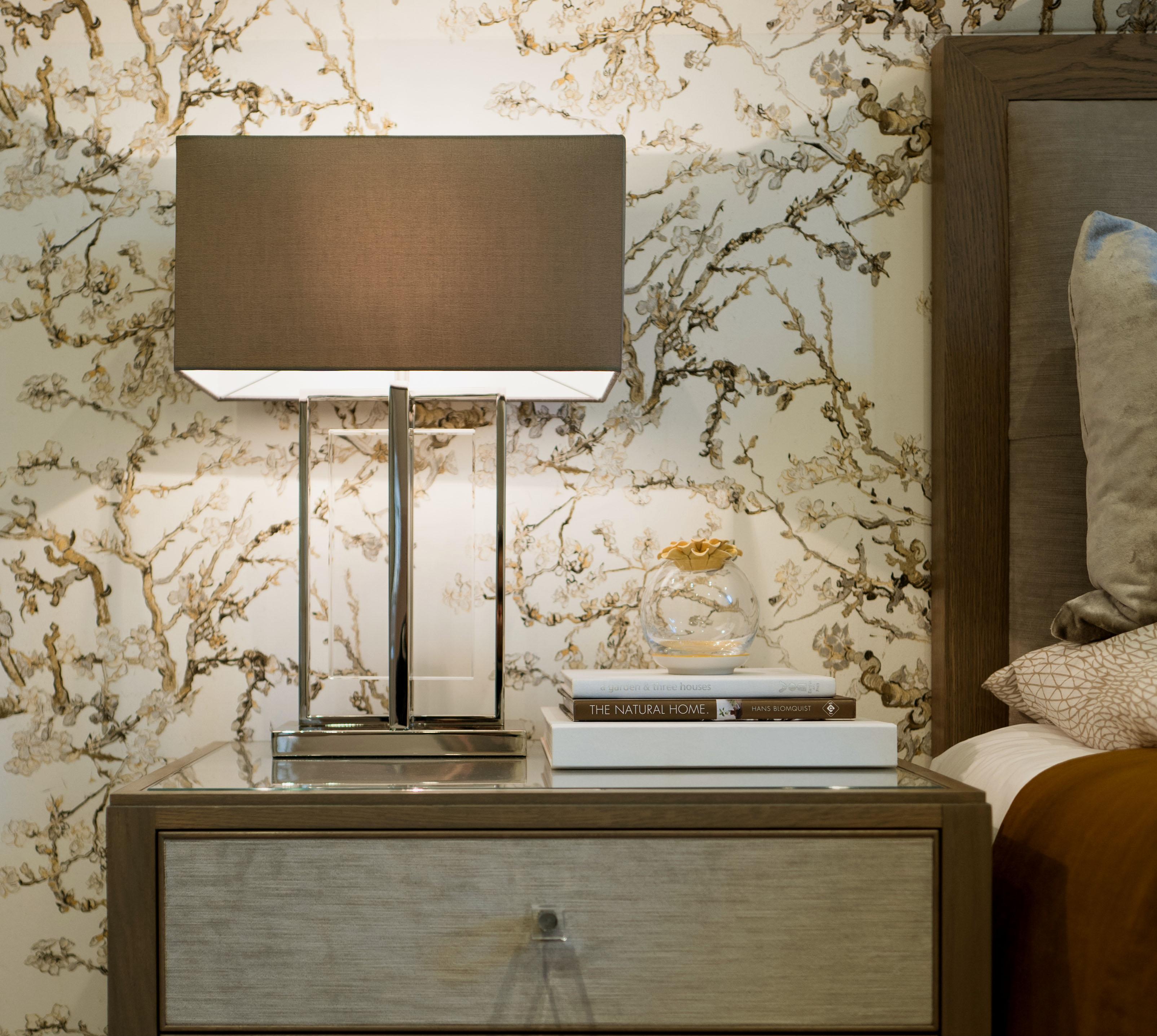 London interior design bedroom