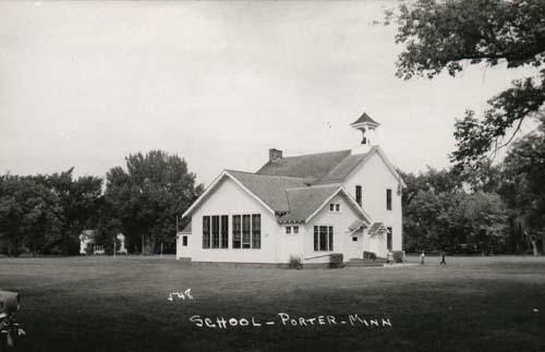 1950's Porter School