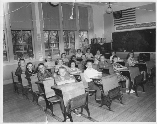 1960's Porter Classroom