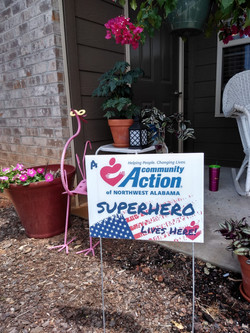 Superheroes Work Here