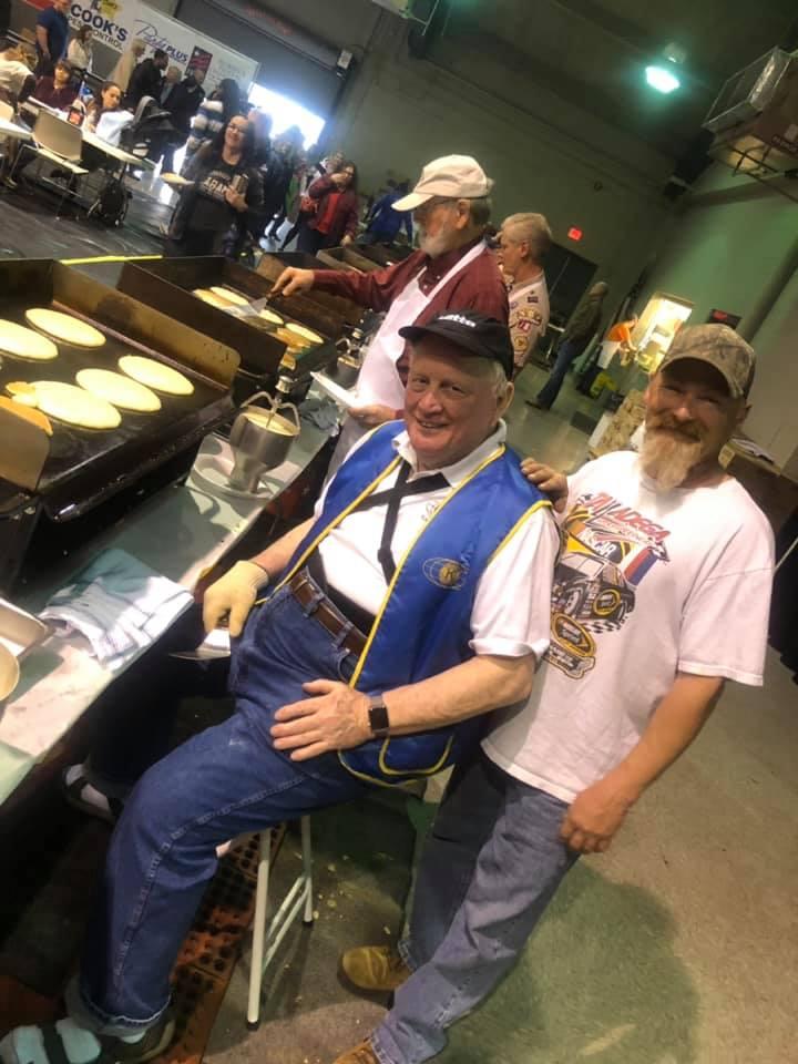 Pancake Day -- Florence Kiwanis Club