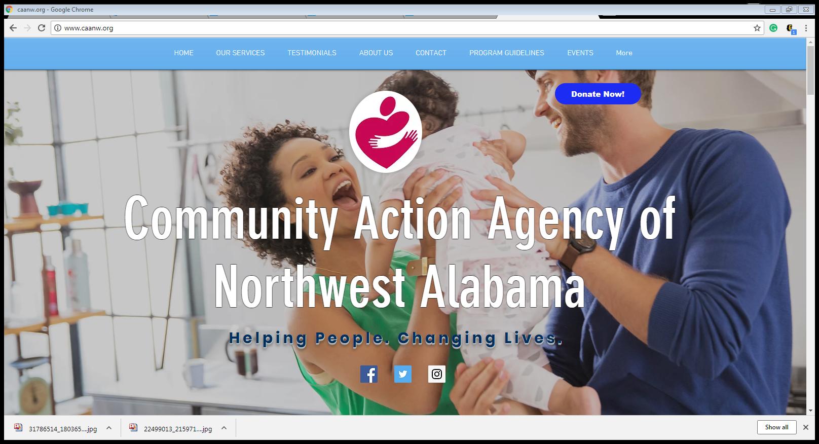 PROGRAM GUIDELINES | Community Action Agency Northwest Alabama