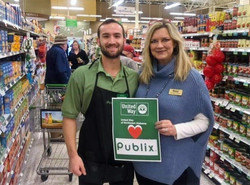 Publix gives Back
