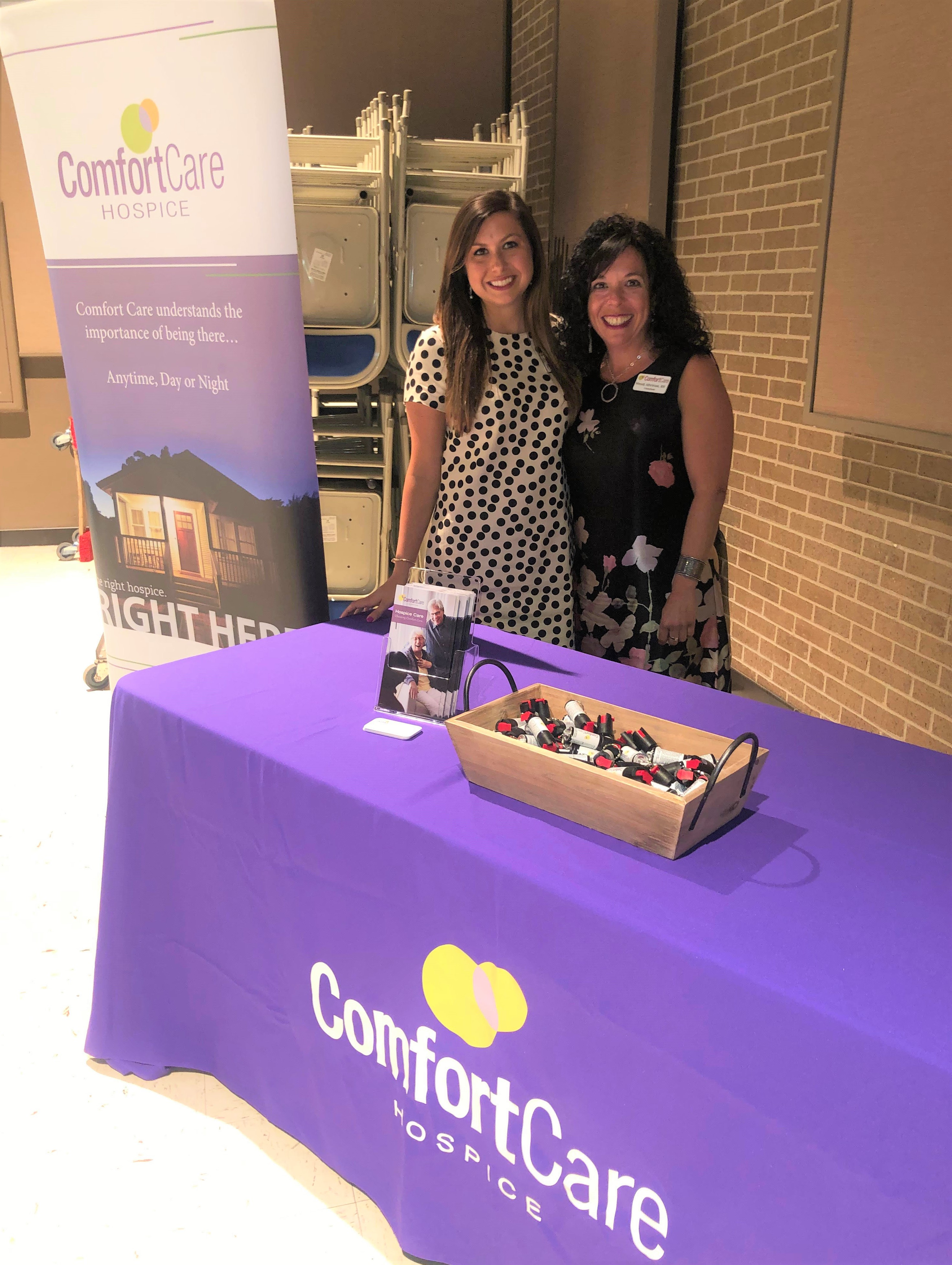 Comfort Care Hospice Sponsorship
