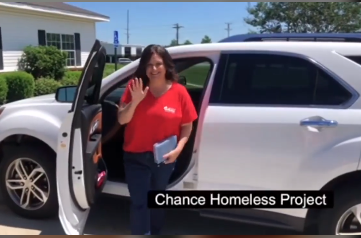 Chance Homeless Outreach Counselor
