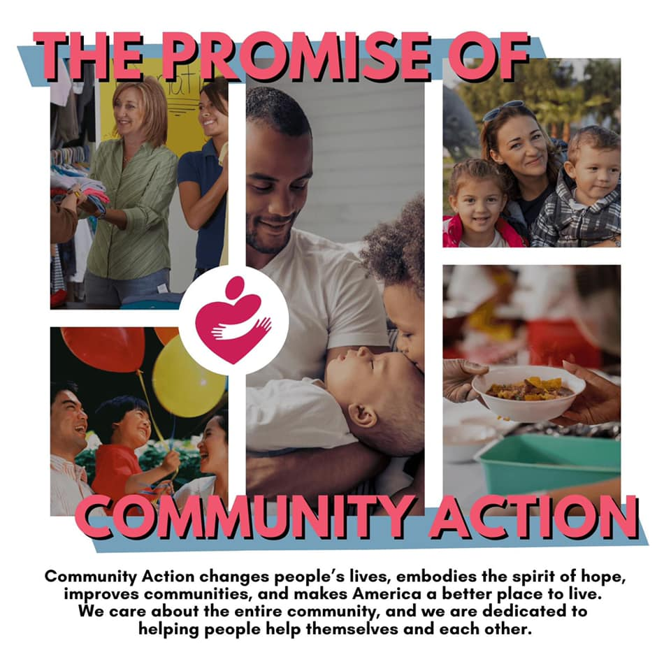 WE ARE COMMUNITY ACTION